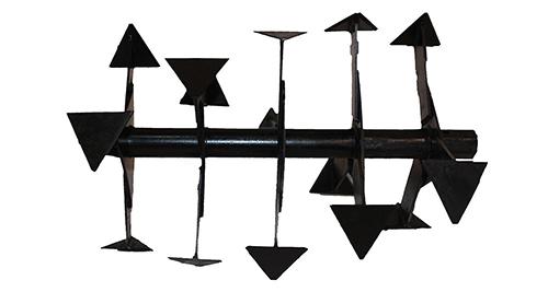 Фреза Zirka-105, 135 типу «гусячі лапки» виробництва ПП «Крючков»