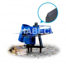 Измельчитель веток для минитрактора (двухсторонняя заточка)