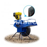 Измельчитель веток под бензиновый двигатель (односторонняя заточка)