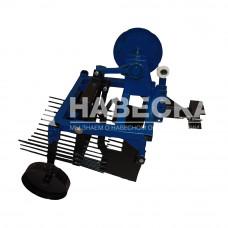 Картофелекопалка вибрационная под мототрактор с гидравликой