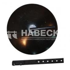 Окучник дисковый Ø450 (для мотоблоков)
