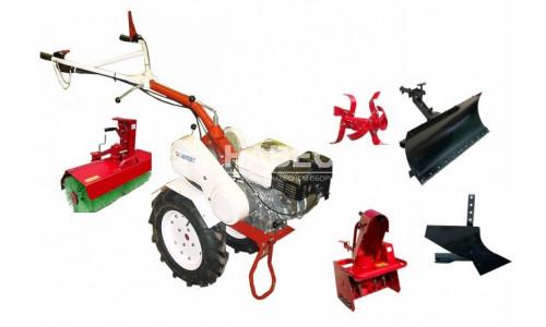 Выбор навесного оборудования для тяжелого мотоблока